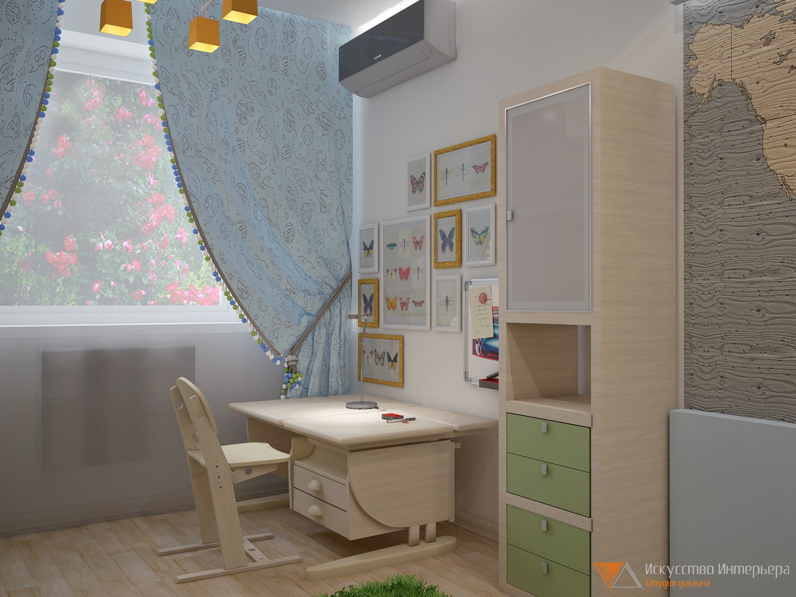 bedroom junior10004